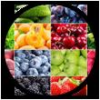 Obst / Früchte / Beeren